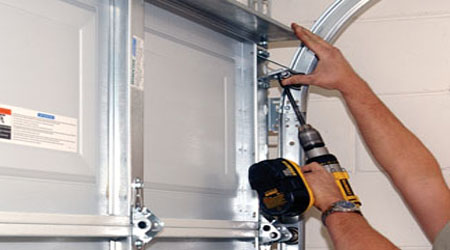 garage door repair company Essex