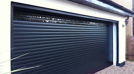Roller garage door installers Chafford Hundred